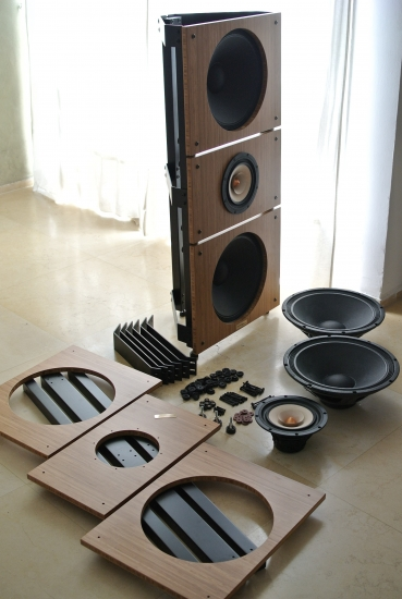 Open Baffle Speakers Pureaudioproject