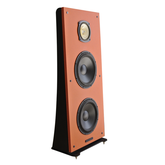 Trio10 Voxativ Open Baffle Speakers by PureAudioProject