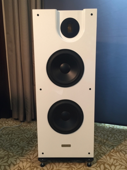 Trio10 Mundorf Amt  Open Baffle Speakers