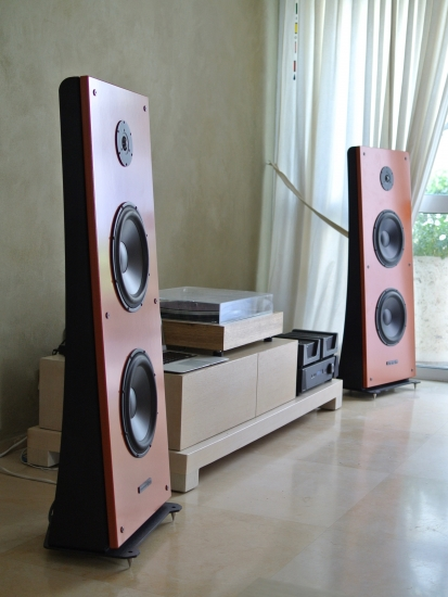 Trio10 Timeless Open Baffle Speakers Pureaudioproject