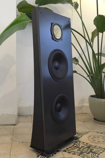 Trio10 Voxativ Open Baffle Speakers For Small Rooms