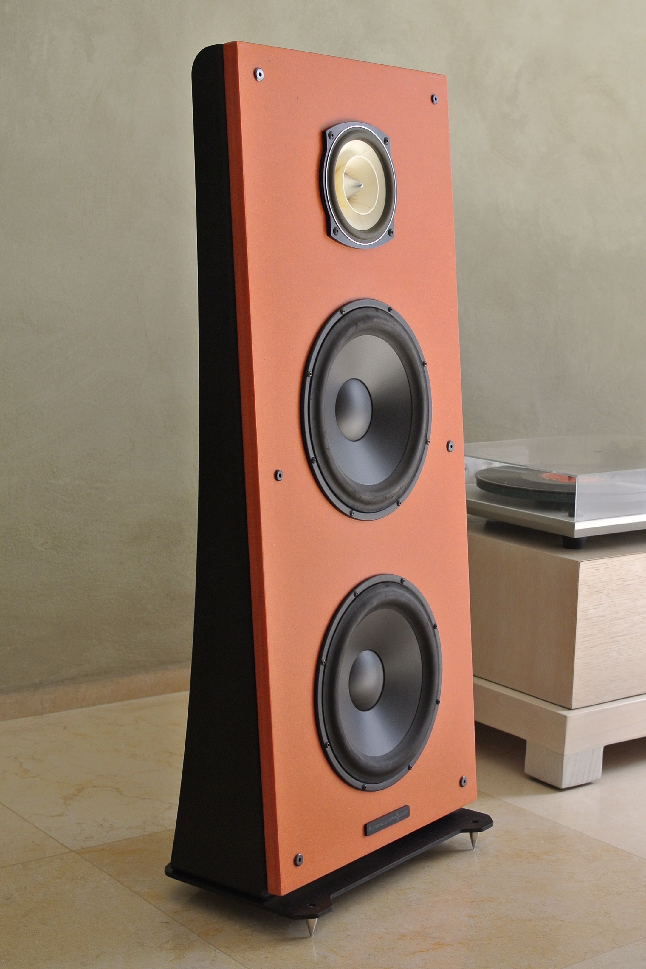 Trio10 Voxativ, Open Baffle Speakers for Small Rooms