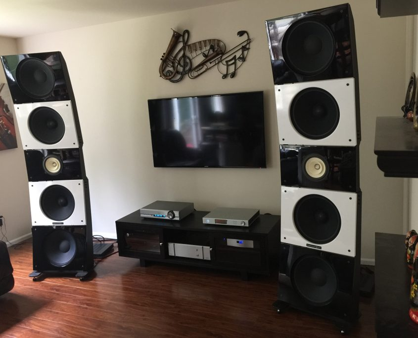 PureAudioProject – Open Baffle Speakers, Drivers and more