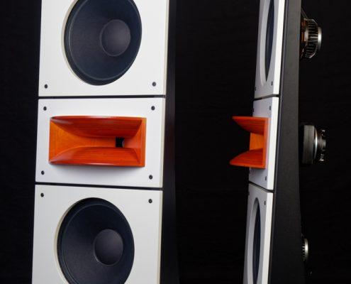 Home, Open Baffle Speakers - PureAudioProject