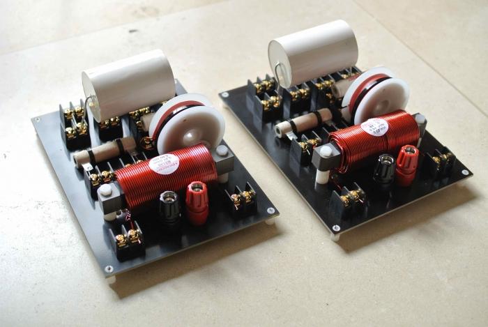 The Leonidas Crossover Pureaudioproject Speaker Active Circuit Diagram In Addition